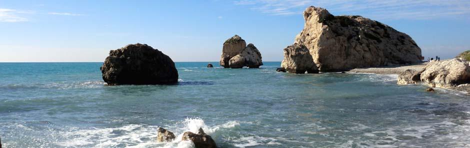 Felsen der Aphrodite, Zypern