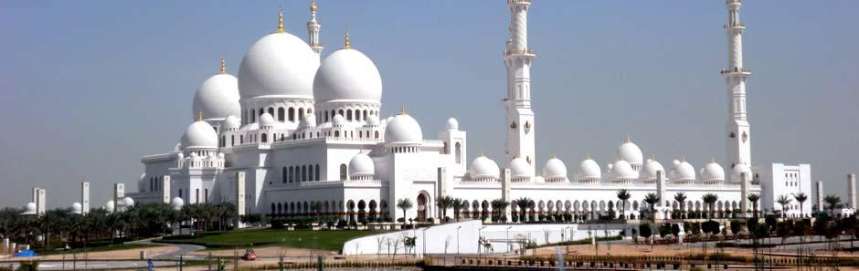 Sheikh-Zayed-Moschee, Abu Dhabi
