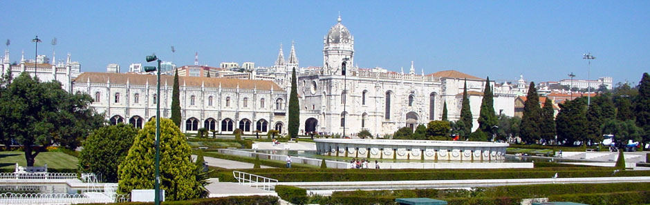 Hiernonymuskloster, Lissabon