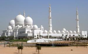 Sheikh Zayed Moschee_Abu-Dhabi